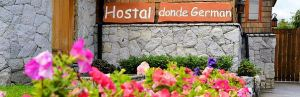 There is probably no better place in Pocun to be stuck on a rainy day than Hostal donde German 2!