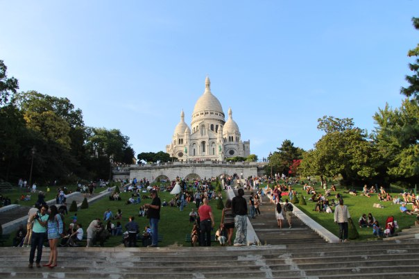 Sacre-Couer (Sacred Heart)