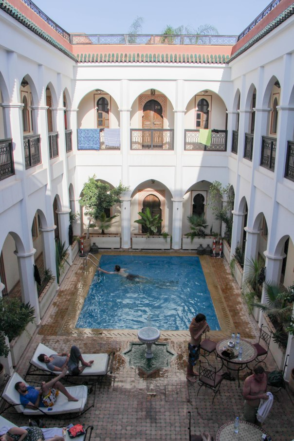 Equity Point Hostel - Marrakech